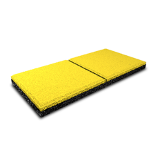 3D rendering of a EPDM tiles