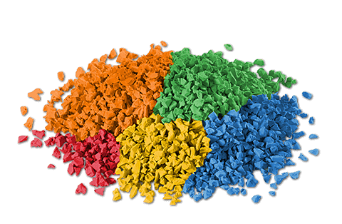 Coloured Granules